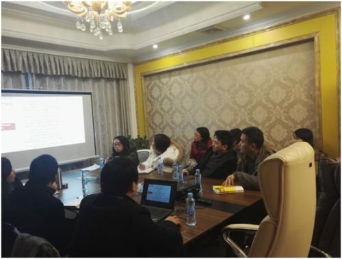 集团下属基金公司举办PPP业务培训学习