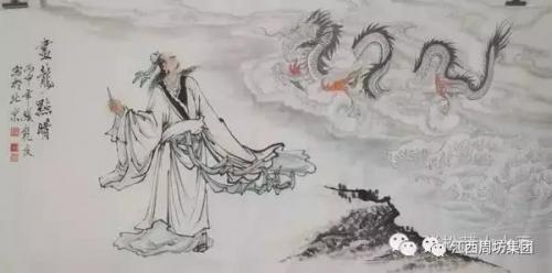 国家级工艺美术大师张松茂夫妇莅临周坊艺术馆交流指导!